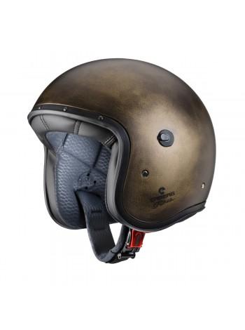 Шлем открытый Caberg JET FREERIDE BRONZE BRUSHED