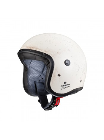 Шлем открытый Caberg JET FREERIDE OLD WHITE