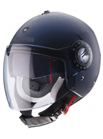 Шлем открытый Caberg Riviera v3 Синий матовый