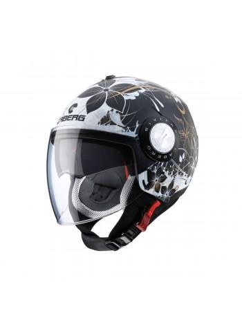 Шлем открытый Caberg Riviera v3 FLORAL