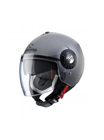 Шлем открытый Caberg Riviera v3 Серый матовый