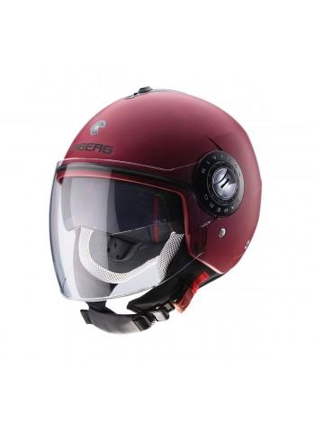 Шлем открытый Caberg Riviera v3 Красный матовый
