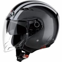 Открытый шлем Airoh City One Flash Antracite