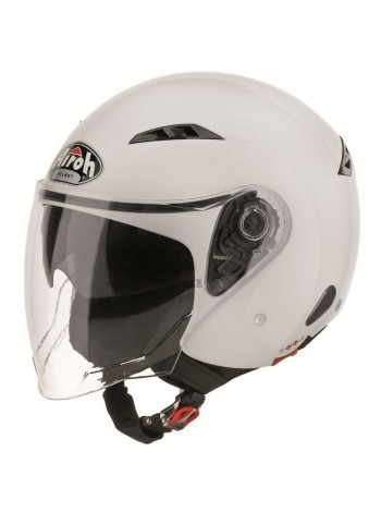 Открытый шлем Airoh City One White Gloss