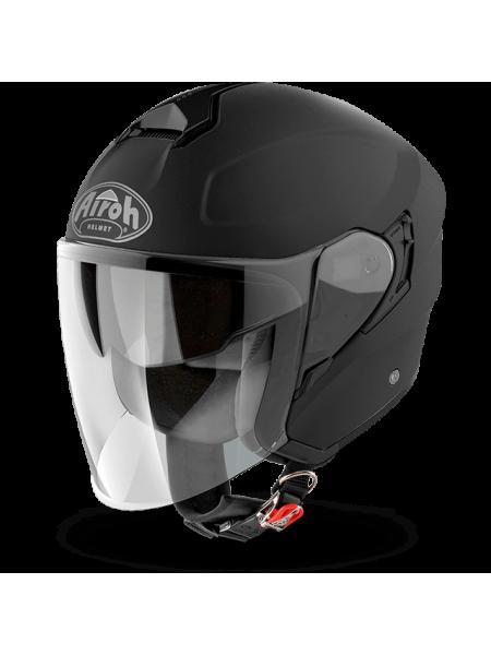 Открытый шлем Airoh HUNTER BLACK MATT