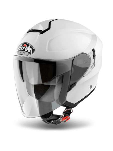 Открытый шлем Airoh HUNTER WHITE