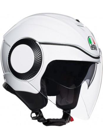 Мотошлем AGV Orbyt Pearl White