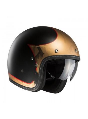 Открытый шлем HJC FG-70S LUKO MC1SF