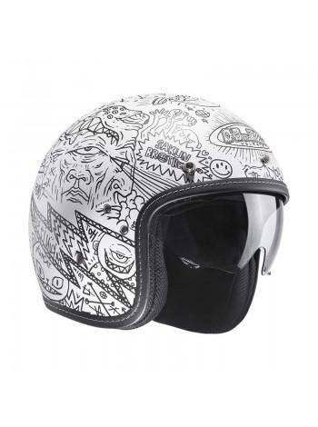 Открытый шлем HJC FG-70S MACHU MC10SF