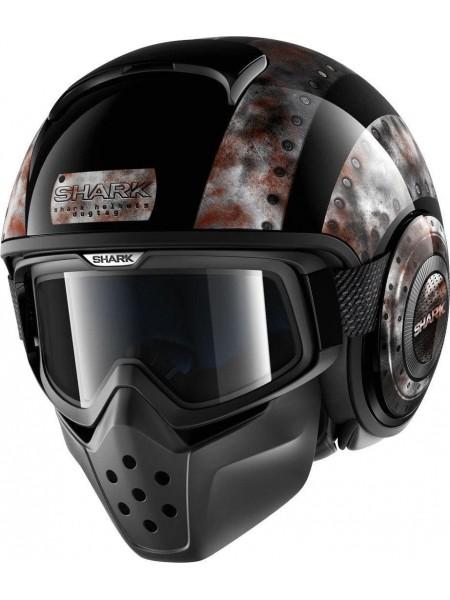 Шлем открытый SHARK DRAK DOGTAG