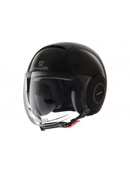 Шлем открытый SHARK MICRO Черный