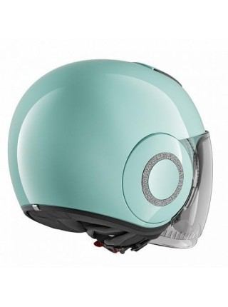 Шлем открытый SHARK NANO CRYSTAL Зеленый