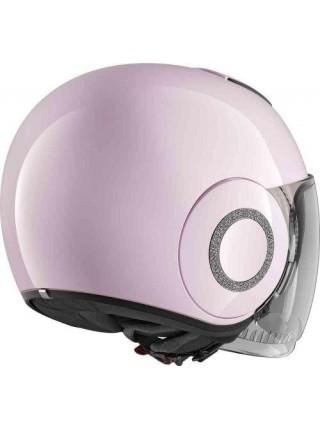 Шлем открытый SHARK NANO CRYSTAL Розовый