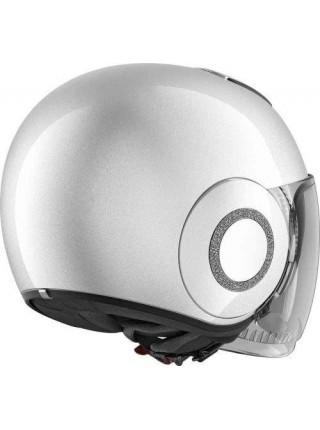Шлем открытый SHARK NANO CRYSTAL Белый