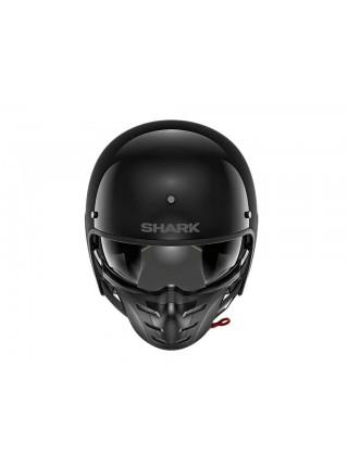 Шлем открытый SHARK S-Drak Blank BLK