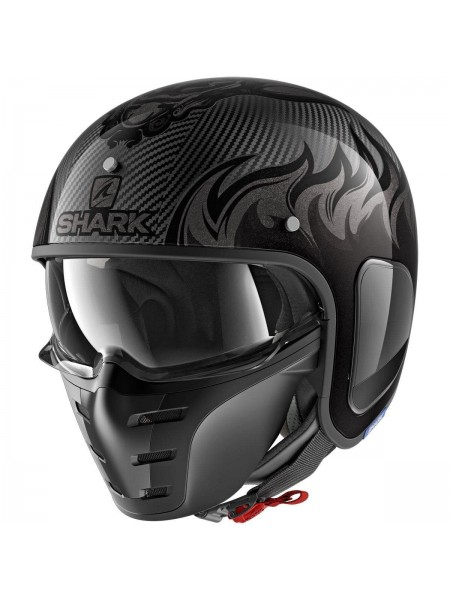 Шлем открытый SHARK S-Drak Dagon DAA