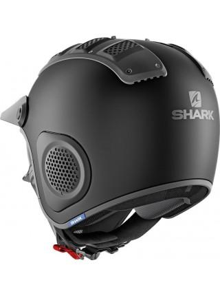 Шлем открытый SHARK X-DRAK Черный матовый