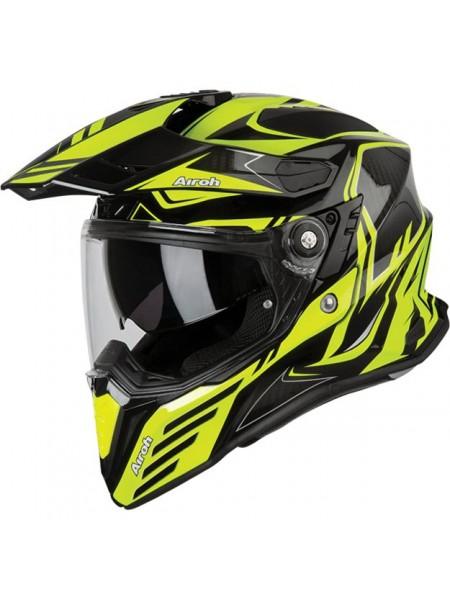 Шлем кроссовый Airoh Commander Carbon