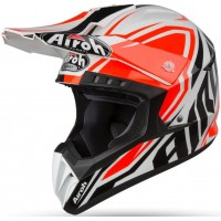 Шлем для кросса Airoh Switch Orange Gloss