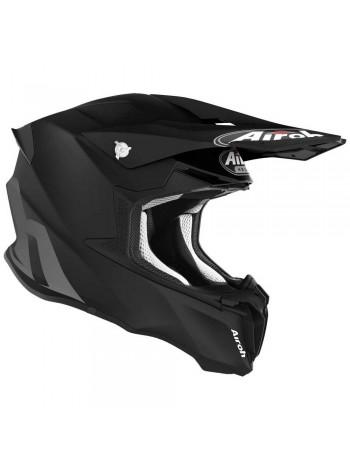 Шлем кроссовый Airoh Twist 2.0 Color Black Matt