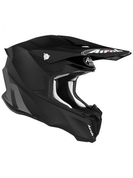 Шлем для кросса Airoh Twist 2.0 Color Black Matt