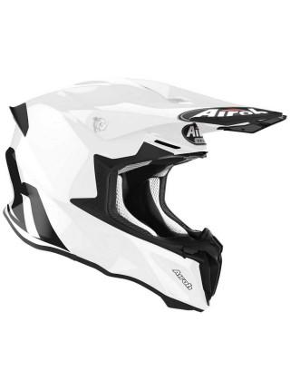 Шлем для кросса Airoh Twist 2.0 Color White Gloss