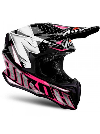 Шлем Airoh Twist Iron Pink Gloss
