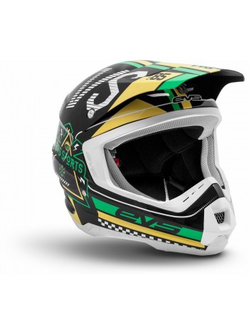 Шлем кроссовый EVS T5 Rally
