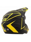 Шлем кроссовый EVS T5 Neon Blocks