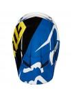 Шлем кроссовый Fox V1 Race Blue