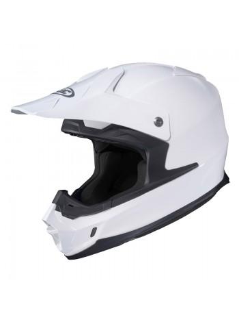 Мотошлем кроссовый HJC FX-CROSS WHITE