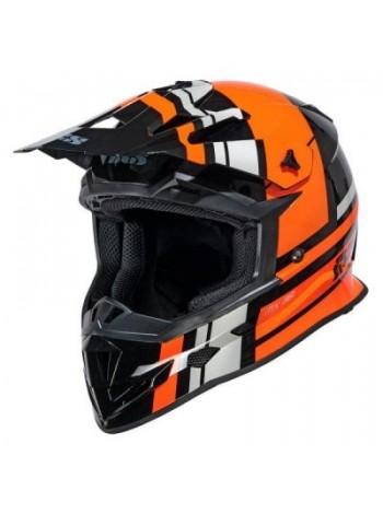 Шлем кроссовый iXS361 2.3 X12038-036