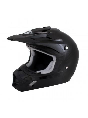 Кроссовый шлем THH TX-12 Черный