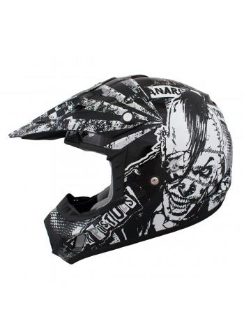 Кроссовый шлем THH TX-12 ANARCH