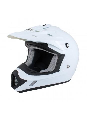 Кроссовый шлем THH TX-12 Белый