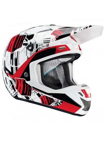 Шлем кроссовый Thor S4 Verge Block