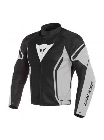 Мужская куртка Dainese AIR CRONO 2 Черно-серая
