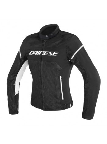 Женская куртка Dainese AIR FRAME D1 BLACK/BLACK/WHITE