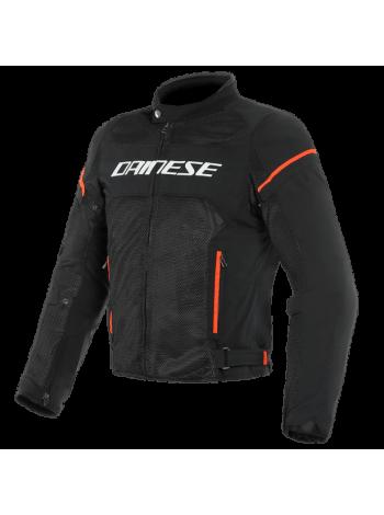 Мужская куртка Dainese AIR FRAME D1 черно-бело-красная