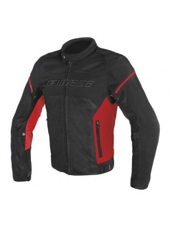 Мужская куртка Dainese AIR FRAME D1 красно-черная