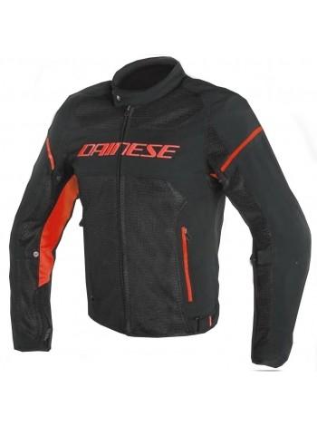 Мужская куртка Dainese AIR FRAME D1 черно-красная
