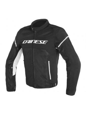 Мужская куртка Dainese AIR FRAME D1 черно-белая