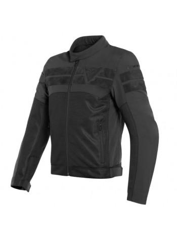 Мужская куртка Dainese AIR-TRACK TEX JACKET Черная