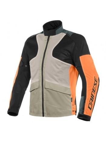 Мужская куртка Dainese AIR TOURER TEX Frost-Gray/Flame-Orange/Black