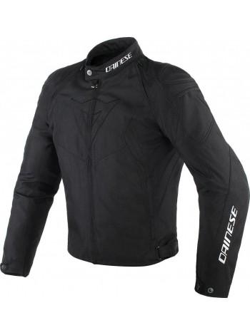 Мужская куртка Dainese AVRO D2 TEX JACKET черная