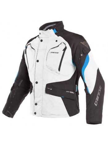 Мужская куртка Dainese DOLOMITI GORE-TEX Black/Ebony/Light-Gray