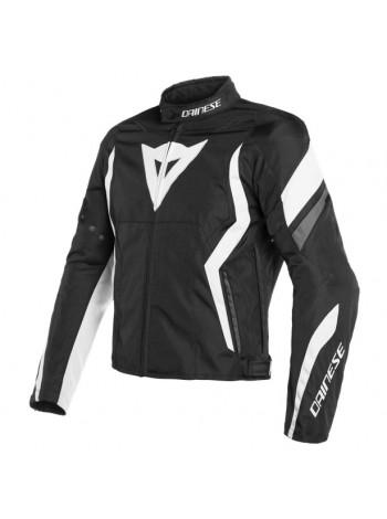 Мужская куртка Dainese Edge Tex Jacket Черно-белая