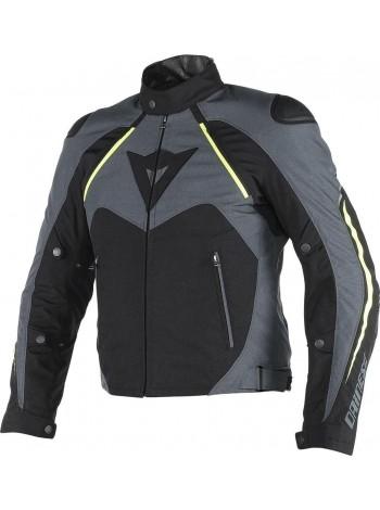Мужская куртка Dainese HAWKER D-DRY Черно-желтая