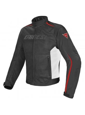 Мужская куртка Dainese HYDRA FLUX D-DRY Черно-бело-красная