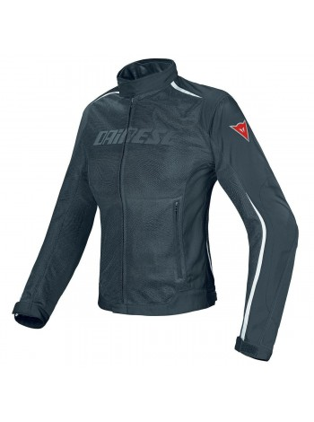 Женская куртка Dainese HYDRA FLUX D-DRY Черно-белая